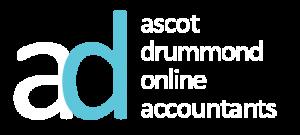 ascot drummond logo receate simple