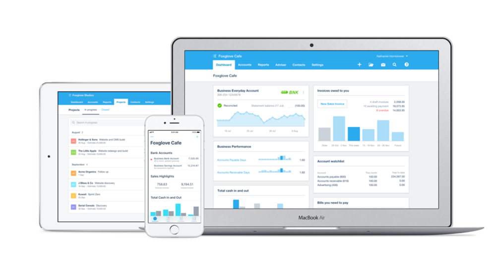 xero accountant support