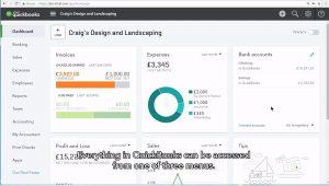 quickbooks accounting in uk